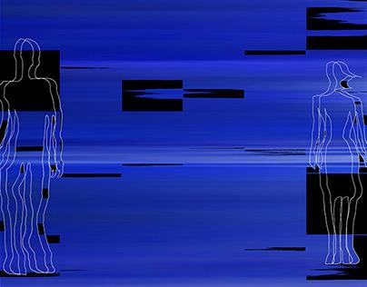 Paradox and Blue No.06