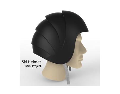 Ski Helmet: Mini Project