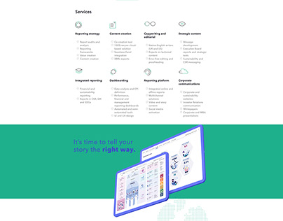 Annualcorporatereport responsive WP one pager