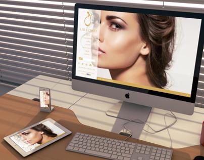 Layla Obeid, Website