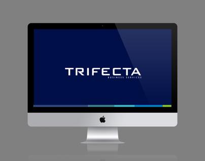 brand identity design for trifecta