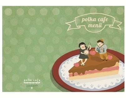 polka cafe menu