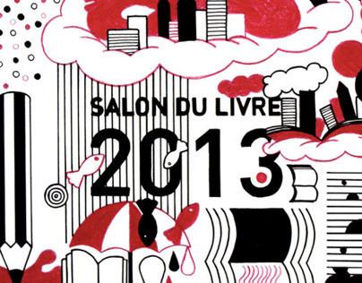 Salon du lvre 2013