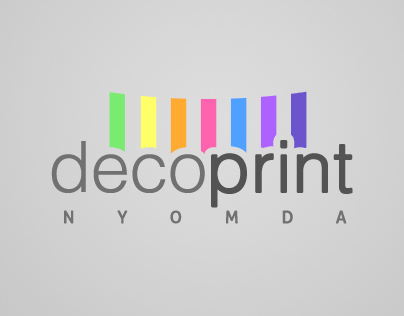 Decoprint.hu - Full Stationery, Web Design & Guideline