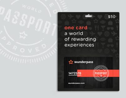 WUNDERPASS - Membership Cards & Branding