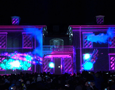 1814 - Projection Mapping