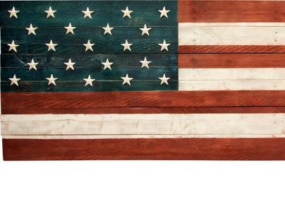 seven foot flag