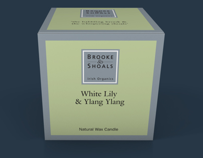 Brooke & Shoals - Branding and Packaging