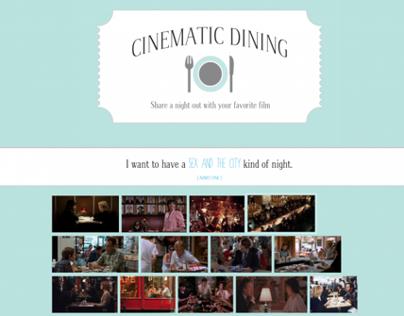 Cinematic Dining
