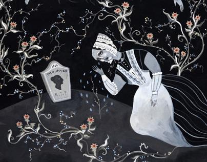 Cinderella (original Grimm version)