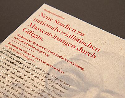 Simon Wiesenthal Institut – Drucksachen etc.