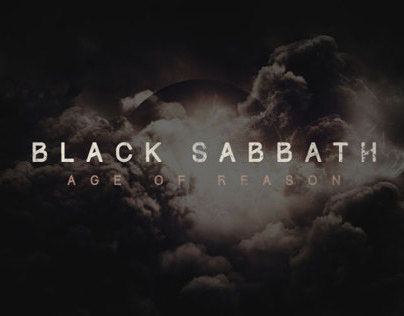 Black Sabbath - Age Of Reason