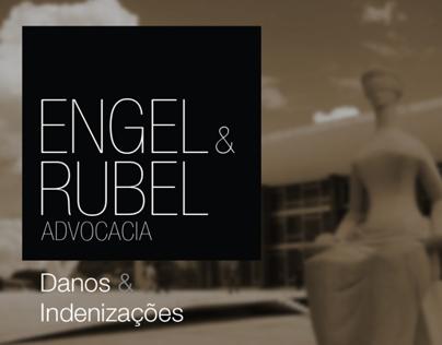 Identidade Visual - Engel e Rubel Advocacia