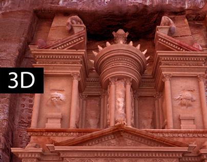 3D Petra
