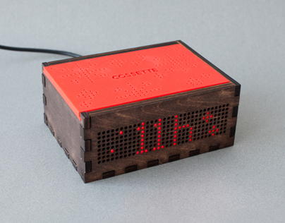 New Year's Arduino Countdown Clock