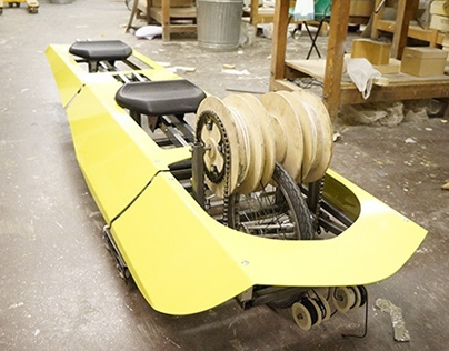 ICE ROWING