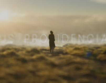 """""""God will Provide"""" short-film Identity"""