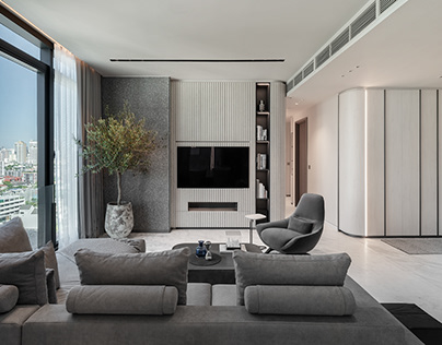 Private Residence by Space+craft