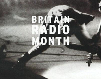 RAB D&AD 2013 | Britain Radio Month