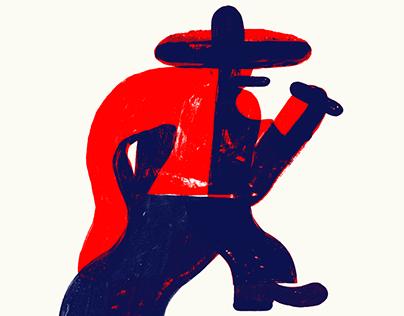 Liquid cowboy