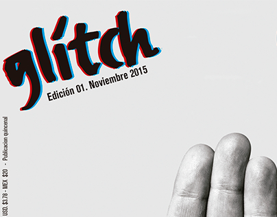 Glitch - Augmented reality magazine