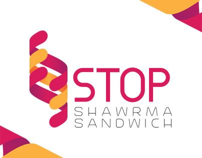 Stop Shawrma Sandwich