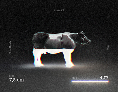 Cows XS