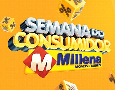 Semana do Consumidor | Millena Móveis