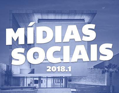 Mídias Sociais - Museu da Fotografia Fortaleza