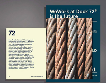WeWork at Dock72