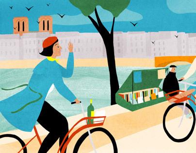 Van Moof blog illustration