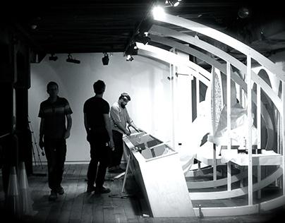 Ngā Heke - Exhibition Design