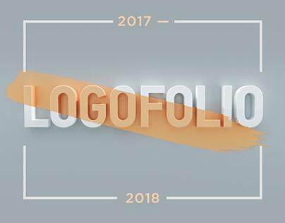 2017 — 2018 Logofolio