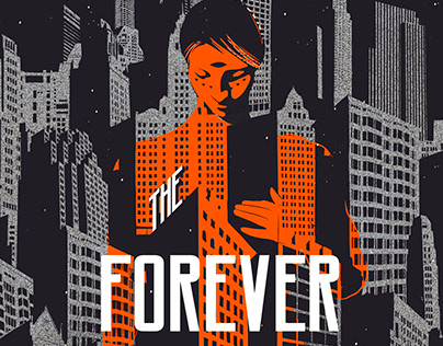 Forever Watch, ABCD Book Cover Awards Shortlisted