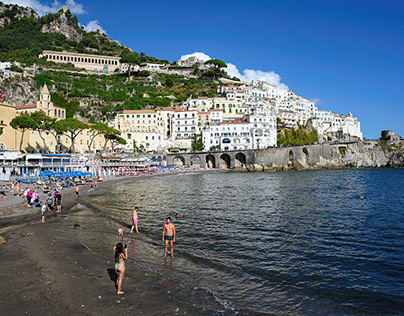 Amalfi & Atrani, Italy 2019