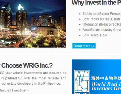 WRIGInc Newsletter