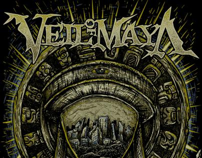 Veil of Maya design