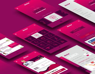 Doctor Mobile Design Concept