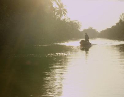 Mekong Delta: Can Tho, Vietnam