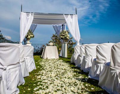 Wedding in Ravello by www.fotodautore.it