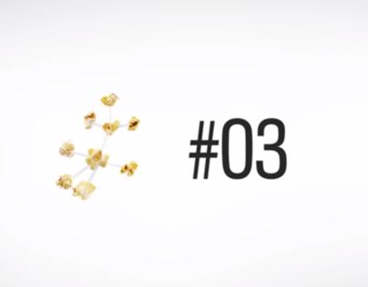 CineGlobe Film Festival - Transition Animation