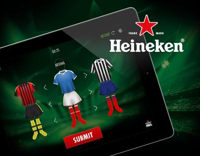 Heineken - Match app