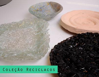 Coleção Reciclacos