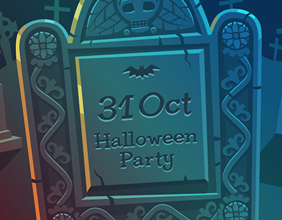Halloween 2013. Cards and invitations
