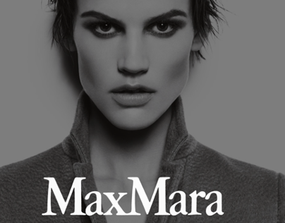 MaxMara - Responsive design