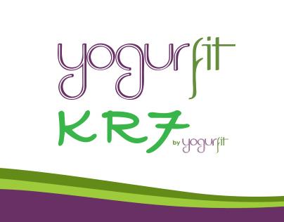 Yogurfit & KR7 Campaign