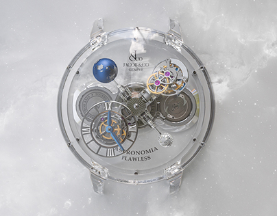 Jacob & Co Timepieces Visualization