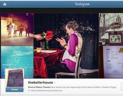 D&E Theatre // Social Media