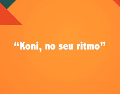 Novo modelo de negócio, Koni Express.