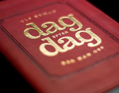 Dag efter dag bär Han oss  |  Book Cover